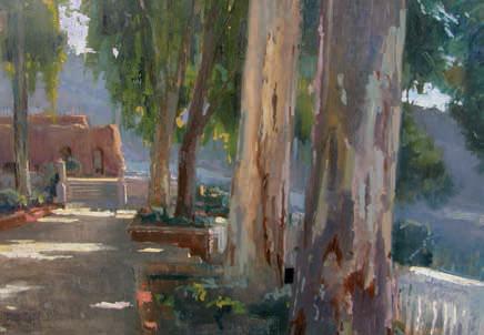 Antonio Cantero Tapia, Sombras de la Muralla. Primer premio del año 2010-