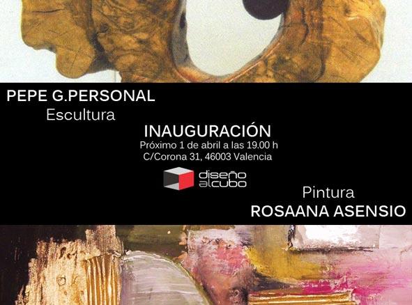 Pepe G. Personal - Rosaana Asensio