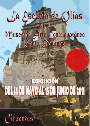 La Escuela de Olías en el Museo de Arte Contemporáneo Santo Domingo