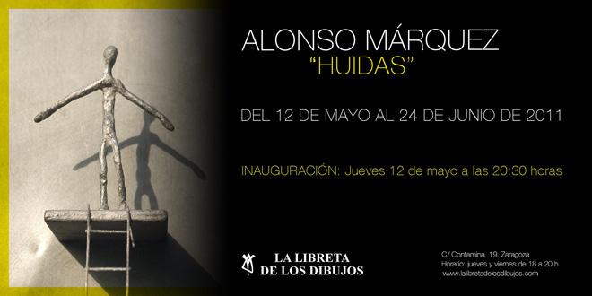 Alonso Márquez; Huidas