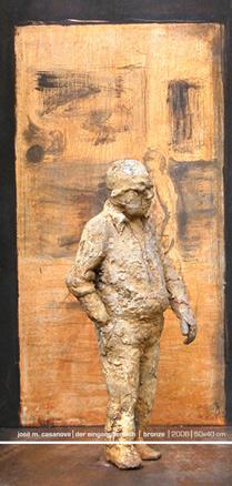 José María Casanova Martínez-Pardo, Der Einganbereich, 2006
