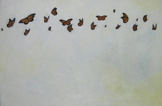 Patricia Muñoz, 21 mariposas