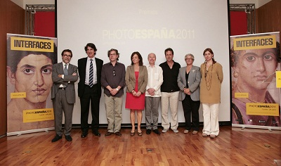 Entrega de premios PHotoEspaña 2011.