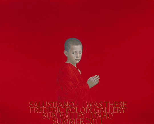 Salustiano, I was there