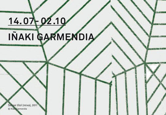 Iñaki Garmendia, Sin título, 2011