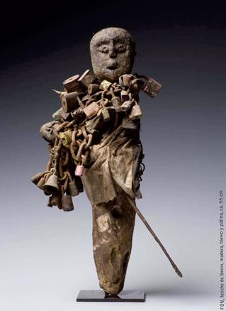 FON, Fetiche de Benin
