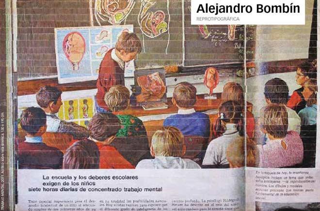 Alejandro Bombín, Trabajo mental 2011