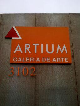 Galería Artium - Santiago, Chile