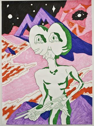 Obra de Mario Scorzelli