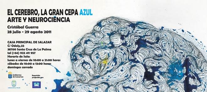 Cristóbal Guerra, El cerebro, la gran cepa azul