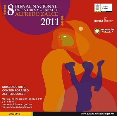 Octava Bienal Nacional de Pintura y Grabado Alfredo Zalce 2011
