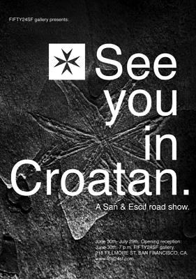 See you in Croatan