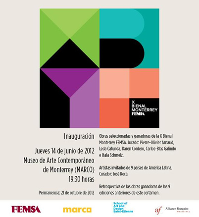 X Bienal Monterrey FEMSA