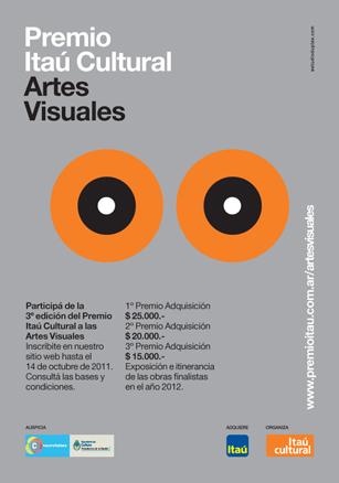 Premio Itaú Cultural - Artes Visuales
