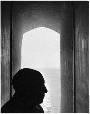 Denise Colomb, Picasso in Antibes,1952- Ministère de la Culture, France