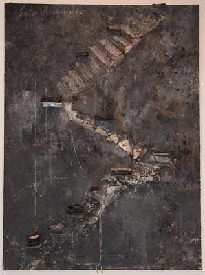 Sefer Hechaloth, 2002, de Anselm Kiefer