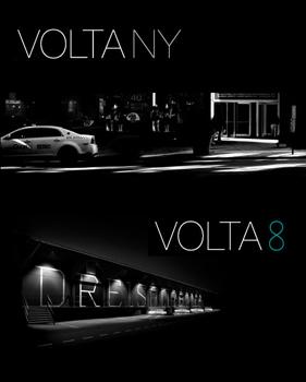 Cartel de Volta NY 2012 y Volta8 Basel 2012