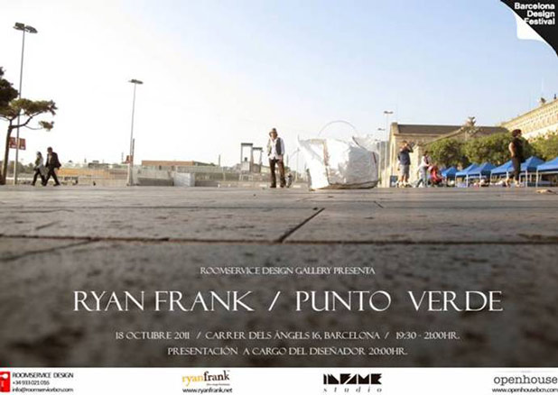 Ryan Frank, Punto verde