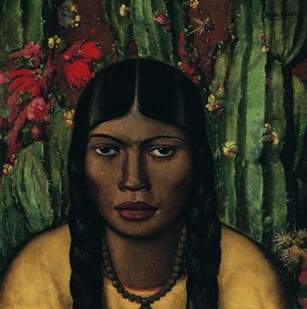 Alfredo Ramos Martinez, Mancacoyota, 1930