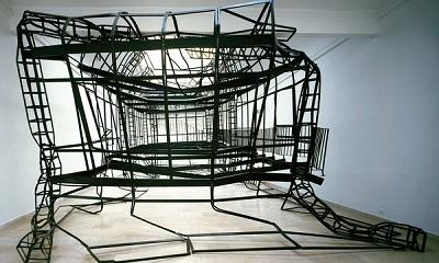 Cortesía de  Monika Sosnowska, Foksal Gallery Foundation, The Modern Institute,
