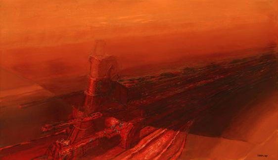 Enrique Gran, Sueño del Titanic, 1992