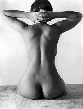 Imogen Cunningham, Nude, 1939