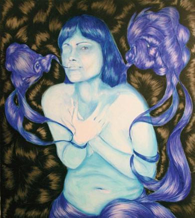 Sonia Carballo, Deidead II, 2011