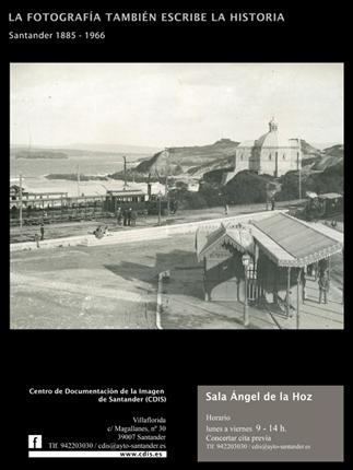 Cartel taller didáctico La fotografía también escribe la historia