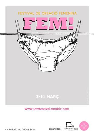 Festival de Creació Femenina