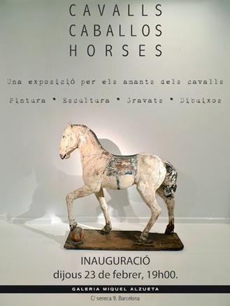 Cavalls - Caballos - Horses