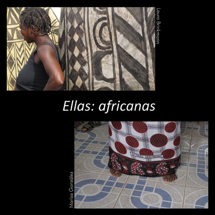 Ellas africanas