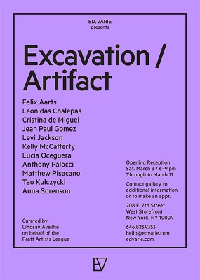 Excavation-Artifact