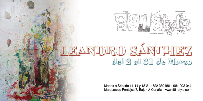Leandro Sánchez
