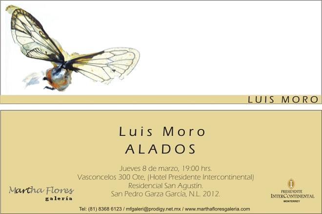 Luis Moro, Alados