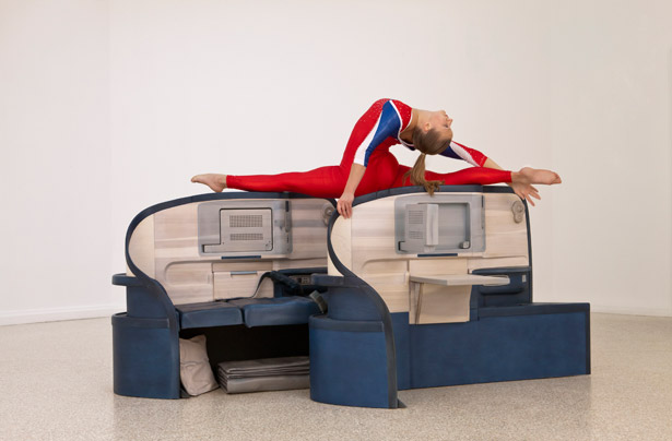 Allora & Calzadilla, Body in Flight -Delta-, 2011