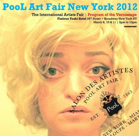 PooL Art Fair New York 2012