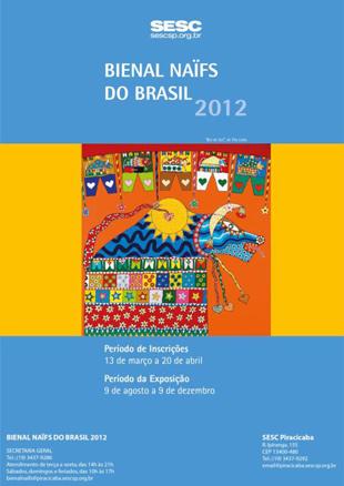 Bienal Naïfs do Brasil 2012