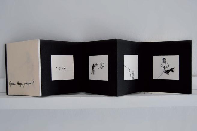 Masquelibros - I Feria de Libros de Artista de Madrid