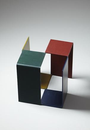Proyecto para cubo transitable, 1967