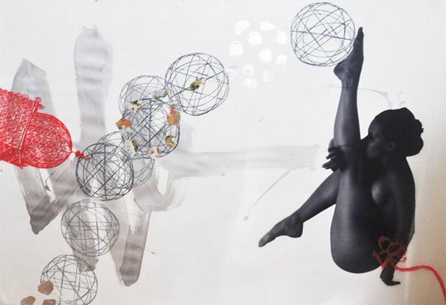 Cristina Moroño, Sans titre 6, 2010
