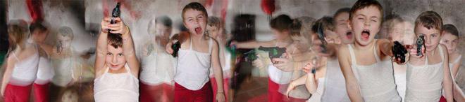 Begoña Egurbide, Pistolas 01, 2003