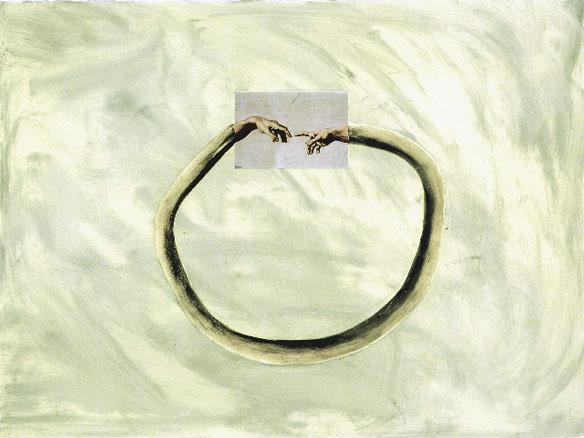 Boris Viskin, ´Miguel Ángel, La Creación´, 2002