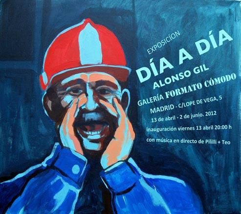 Alonso Gil