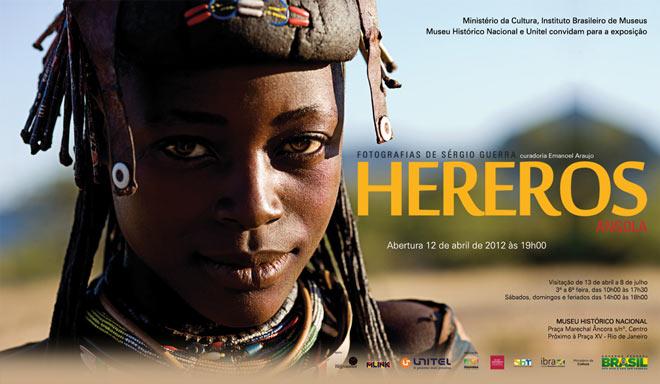 Sérgio Guerra, Hereros. Angola