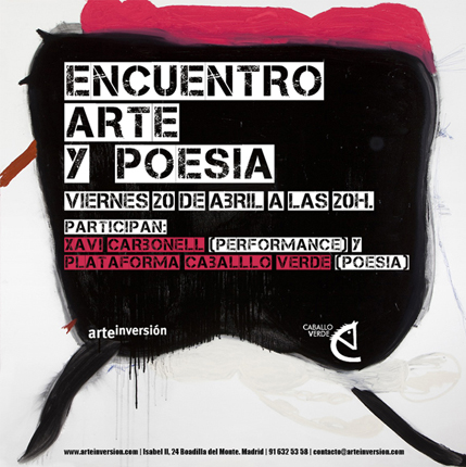 I Encuentro Arte y Poesia