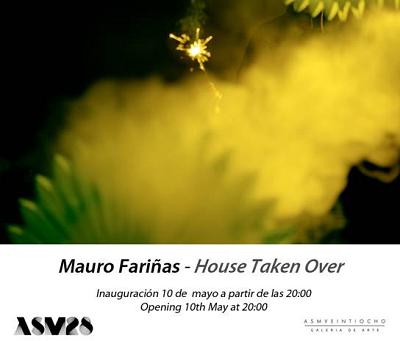 House Taken Over de Mauro Fariñas