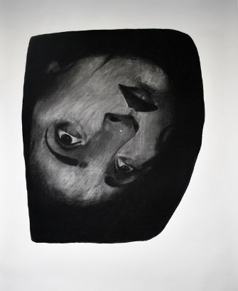 Fantasma Nacida en 1983, primera aparición en un cuadro de 1974, fdo. Peter Fla