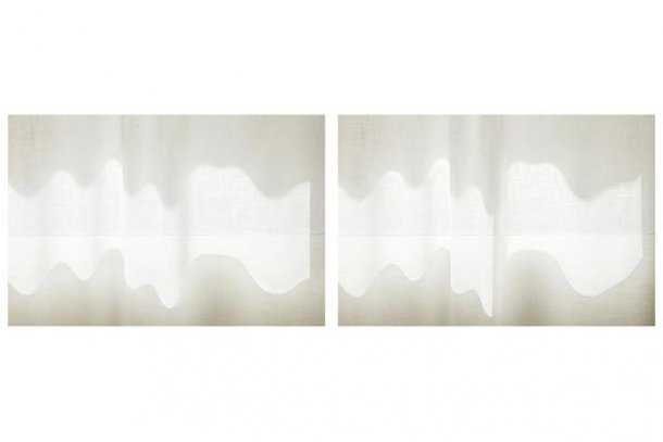 ...and to draw a bright white line with light Sin título 11.7, 2011, Uta Barth