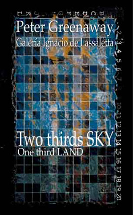 Peter Greenaway, Two thirds SKY. One third LAND