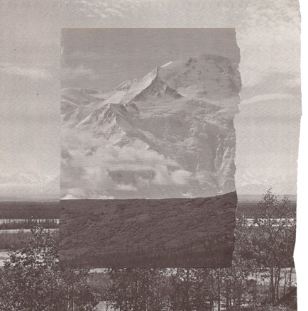 Brion Nuda Rosch, And the mountain fell from the Sky and Everything..., 2012